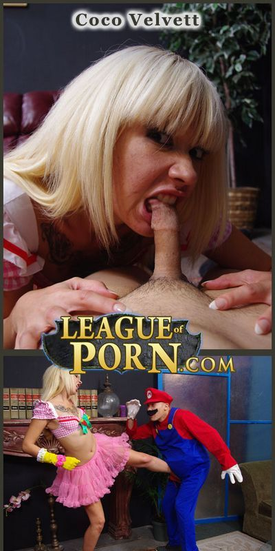 League of Porn free