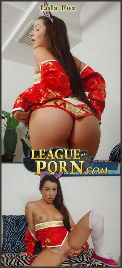 League of Porn password